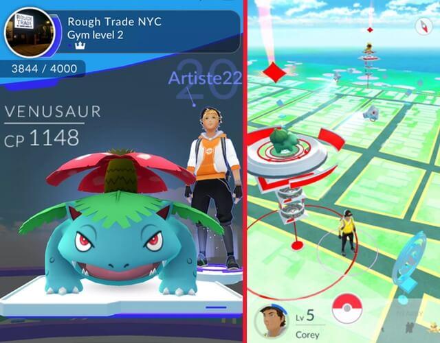 Basic Guide How Pokémon GO Gyms Work: gym prestige