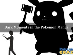 Dark Moments in the Pokemon Manga