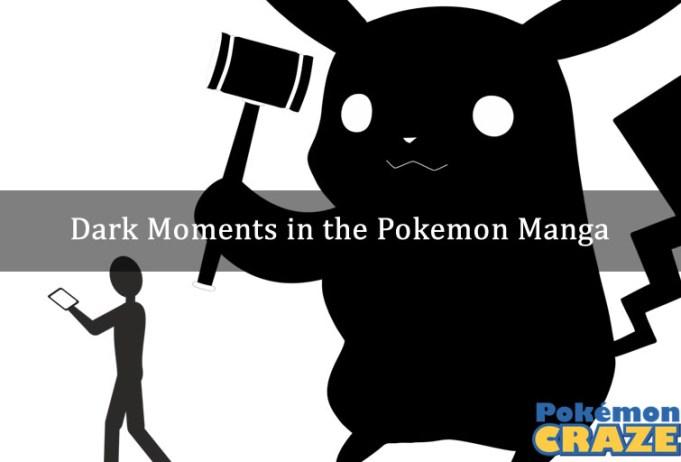 Dark Moments in the Pokemon Manga