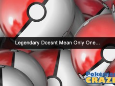 Legendary Doesnt Mean Only One