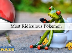 Most Ridiculous Pokemon
