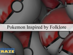 Pokemon Inspired by Folklore