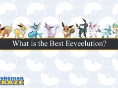 What is the Best Eeveelution