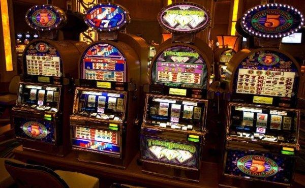 Игровые автоматы с Азино555