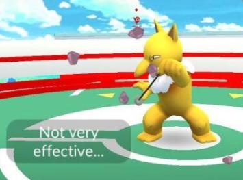 not effective