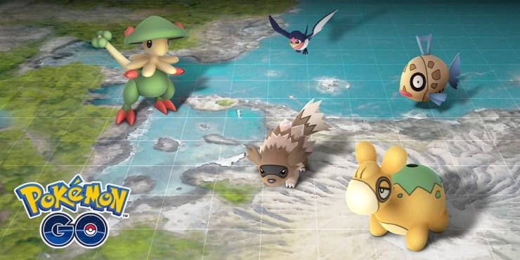 Pokémon Go | Ninantic lança evento especial focado em Hoenn