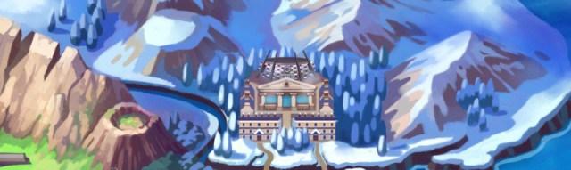 Ginásios de Pokémon Sword & Shield: Dark ou Ice
