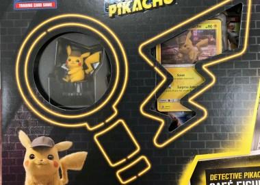 Detetive Pikachu Cafe Figure Collection