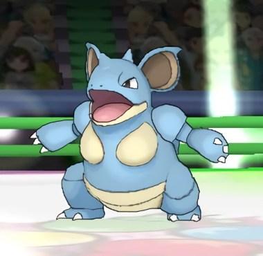 Nidoqueen Pokémon S/M, US/UM