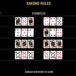 cara bermain sakong