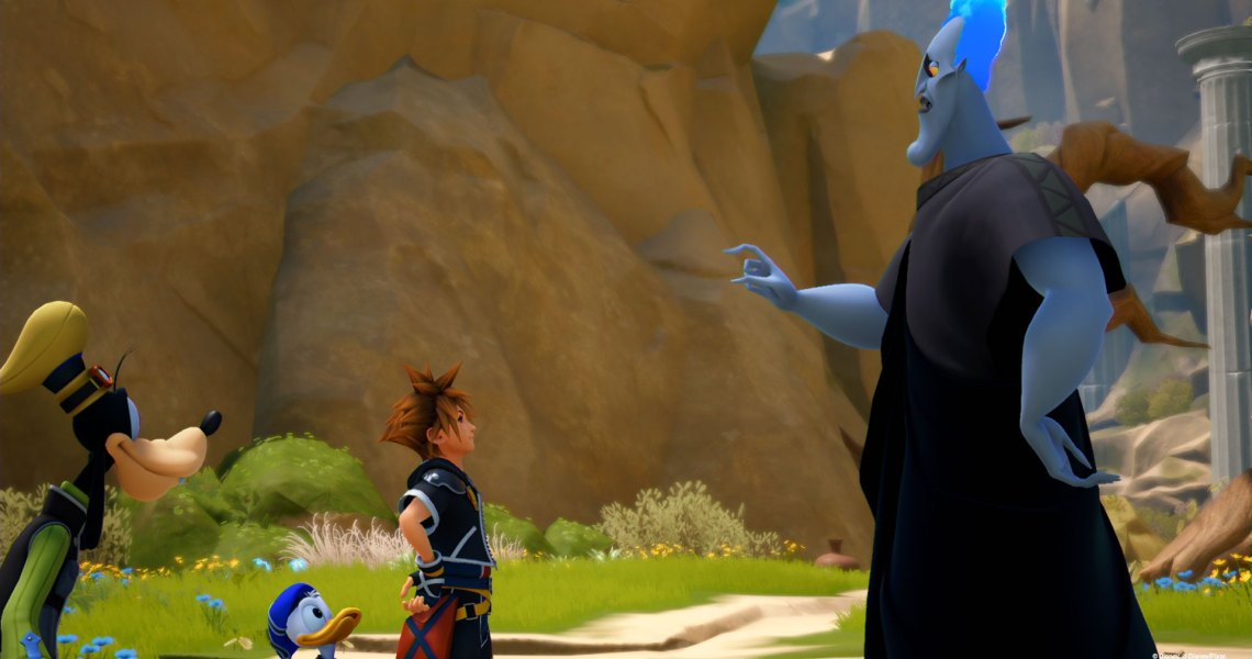 Cara Melakukan Save Game Di Kingdom Hearts 3