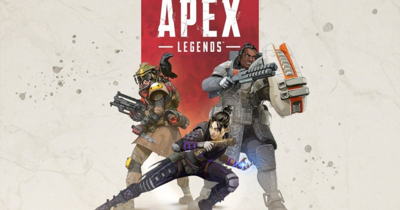 Apex Legends Games Battle Royale Free-to-Play Titanfall Sudah Keluar