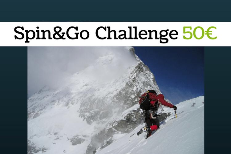 Challenge Spin&Go 50€
