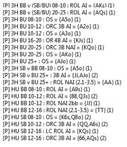 Pack 354 autonotes PT4 - Screenshot 1