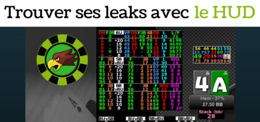 Comment trouver ses leaks avec le HUD