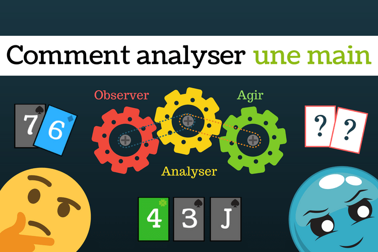 Analyse de main - sng jackpot