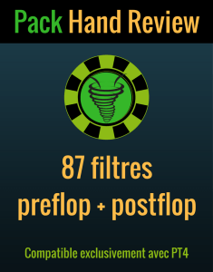 Pack Filtres Hand Review - sng jackpot