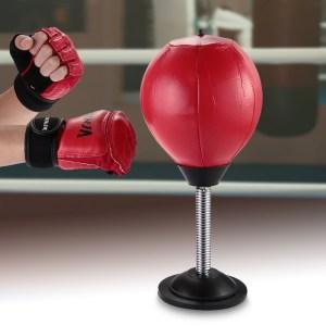 Punching ball bureau poker