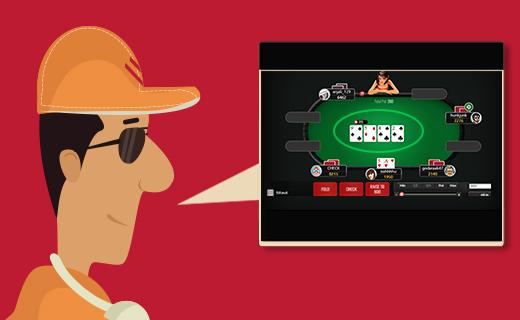 cara bermain poker dan teknik main poker