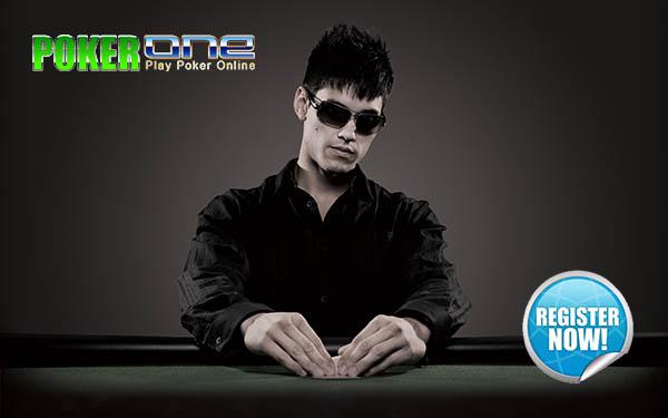 cara daftar poker online