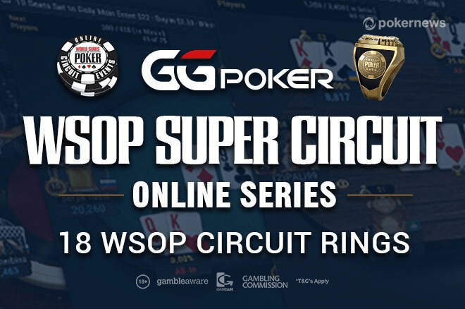"""""""5Dinks4all"""" and """"WhiteChick"""" Win Big in WSOP Online Super Circuit"""