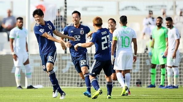 Tumbangkan Arab Saudi, Jepang Lolos Ke Perempatfinal Piala Asia