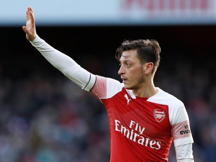 Ketertarikan Inter Milan dan Ingin Mendatangkan Mesut Ozil
