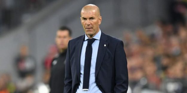 Setelah banyak rumor mengenai Zidane pergi ke Chelsea