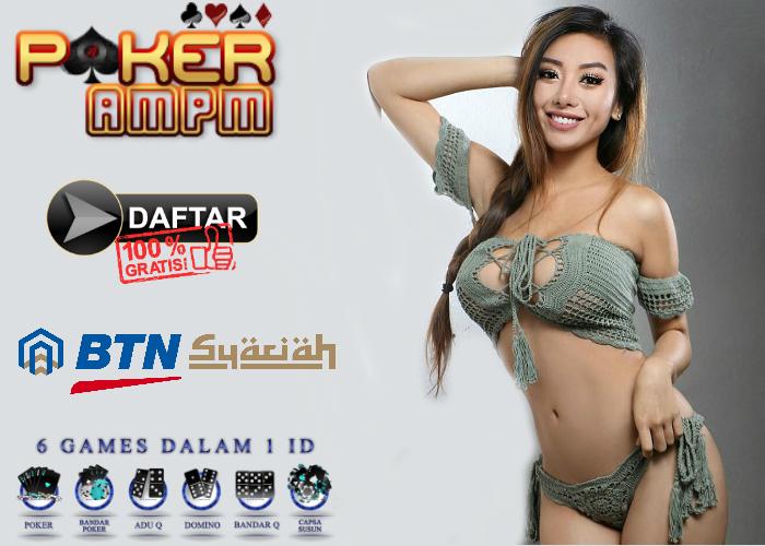 Daftar Poker Bank BTN Syariah