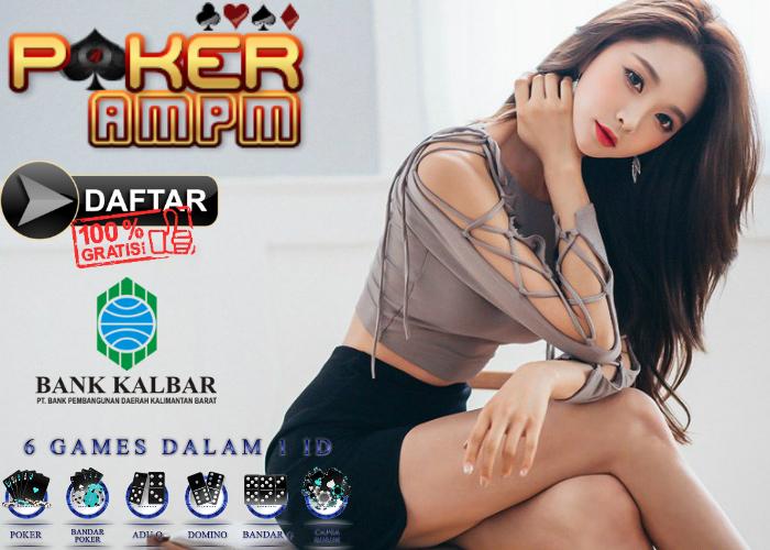 Daftar Poker Bank Kalbar Syariah
