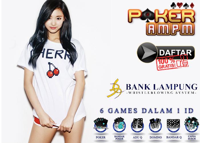 Daftar Poker Bank Lampung
