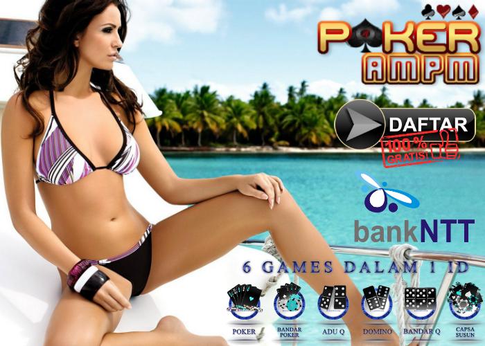 Daftar Poker Bank NTT