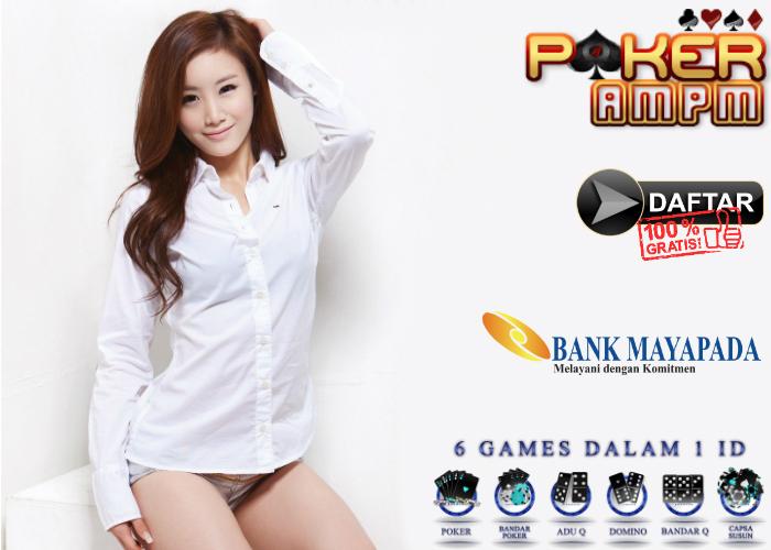 Situs Poker Bank Mayapada