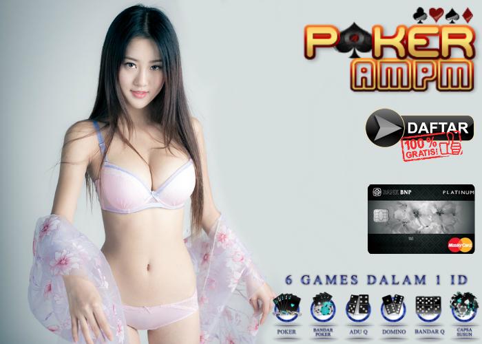 Situs Poker Kartu Kredit Via Bank BNP