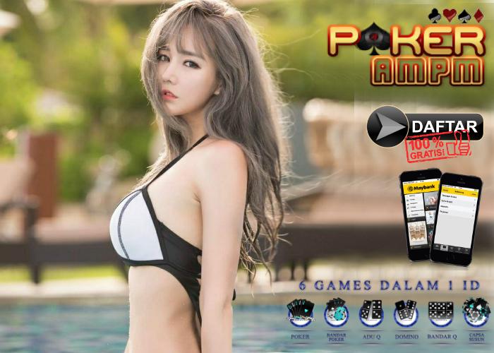 Situs Poker M-banking BII