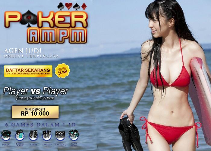 Agen Poker Online M-Banking BRI