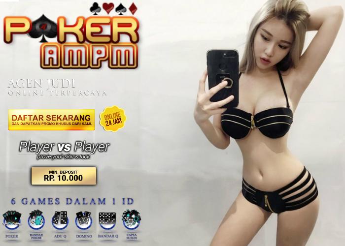 Bandar Poker Online Bank BRI AGRO