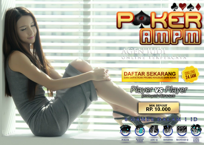 Bandar Poker Online Kartu Kredit Via Bank AEON