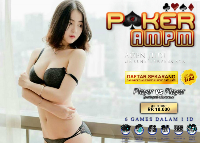 Agen Poker Deposit 10rb Bank Windu
