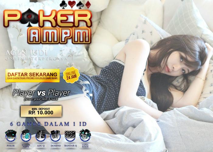 Agen Poker Deposit 10rb M-Banking BCA