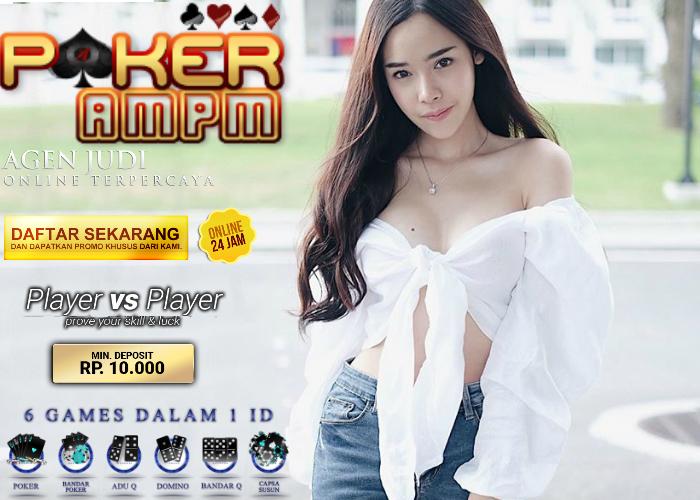 Agen Poker Deposit 10rb M-Banking Bukopin