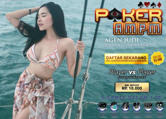Agen Poker Deposit 10rb M-Banking Danamon