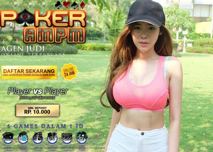 Agen Poker Deposit 10rb M-Banking Permata