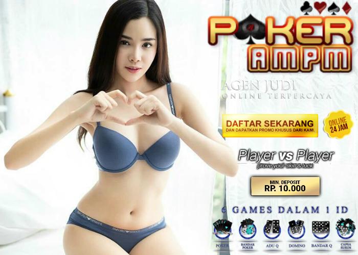 Situs Poker Deposit 10rb Bank Muamalat