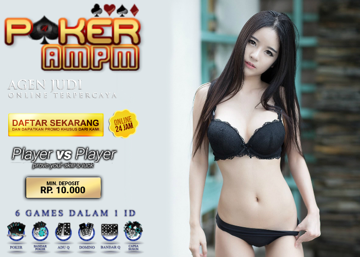 Situs Poker Deposit 10rb Bank Prima Master