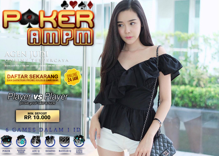 Situs Poker Deposit 10rb Bank Standart Chartered