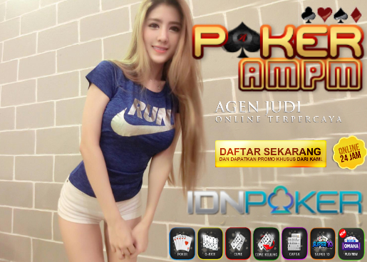 Daftar Poker Deposit 10rb Bank Nagari