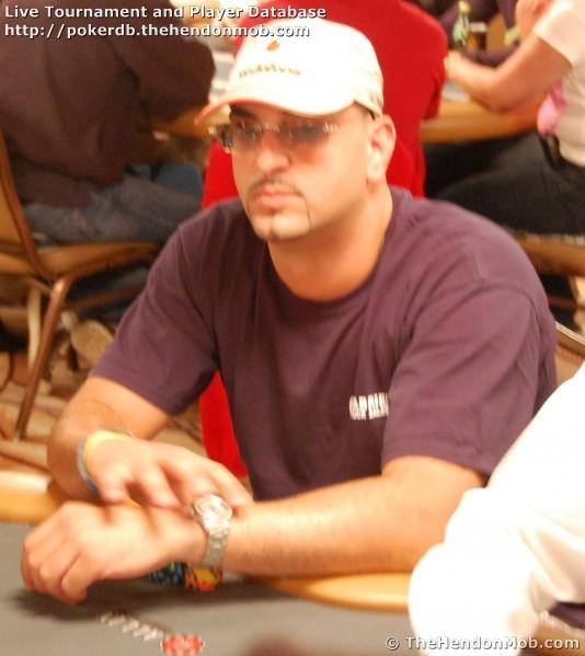 Armando Gabrielli Hendon Mob Poker Database