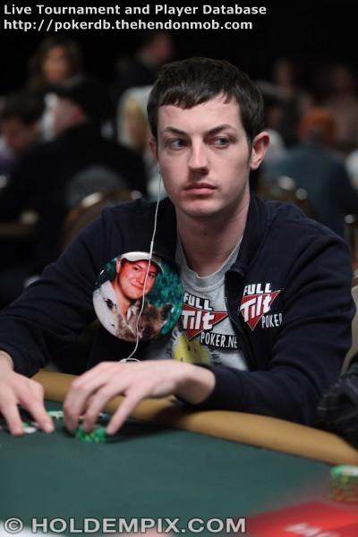 Tom Dwan Hendon Mob Poker Database
