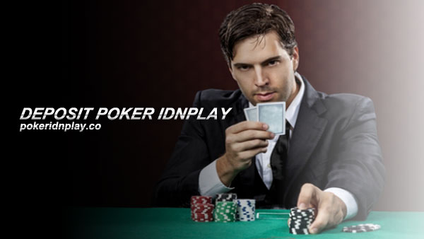 Deposit Poker IDNPLAY
